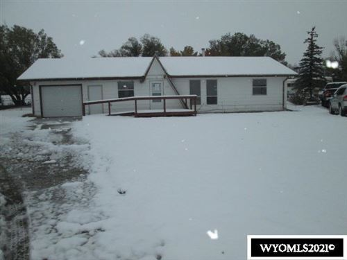 Photo of 113 mountain view, Hanna, WY 82327 (MLS # 20216219)