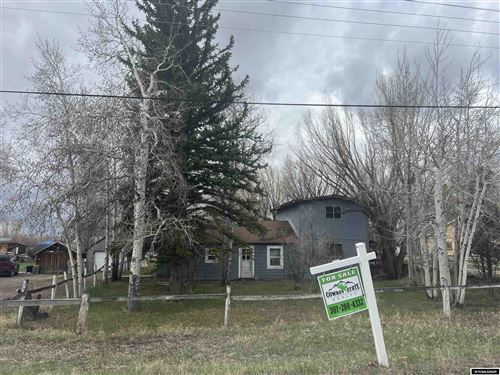 Photo of 85 First Street, Mountain View, WY 82939 (MLS # 20216234)
