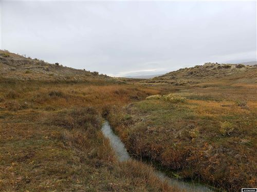 Photo of Separation Creek County Rd 497, Rawlins, WY 82609-2635 (MLS # 20216263)