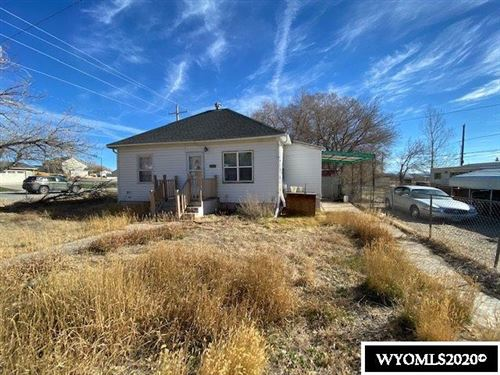 Photo of 1121 Rodeo Street, Rawlins, WY 82301 (MLS # 20206395)