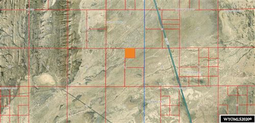Photo of NW off Hwy 287  40-Acres, Rawlins, WY 82301 (MLS # 20204418)