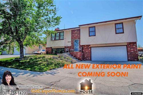 Photo of 3521 Big Horn Street, Casper, WY 82604 (MLS # 20213435)