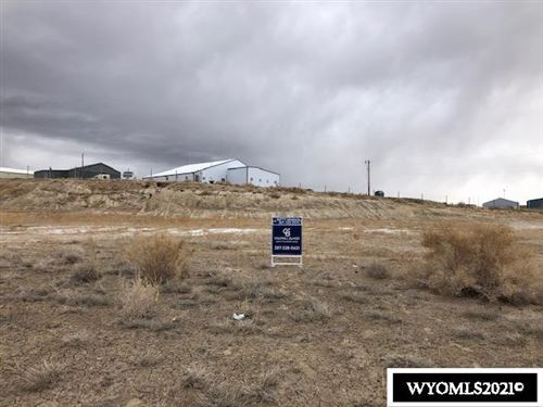 Photo of Lots 22,23 & 24 Arrow Industrial Park Addn, Rawlins, WY 82301 (MLS # 20211500)