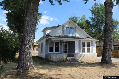 Photo of 826 Mondell Street, Thermopolis, WY 82443 (MLS # 20204524)