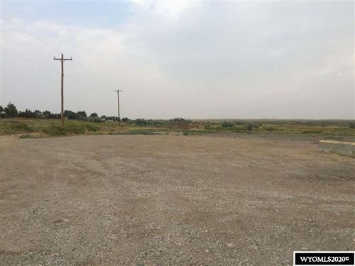Photo of Lots 49-50 and vacated Portion of Piper Street Street, Rawlins, WY 82301 (MLS # 20204528)