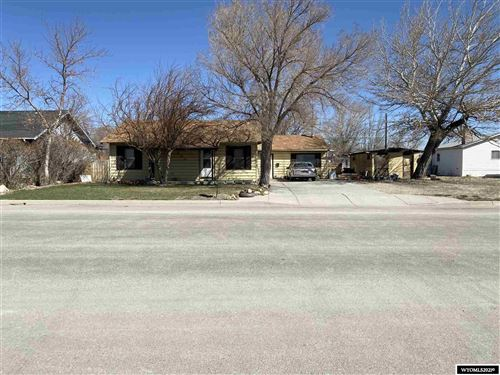 Photo of 203 E State Street, Rawlins, WY 82301 (MLS # 20211543)