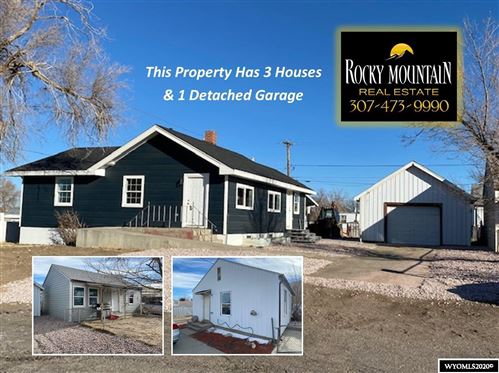 Photo of 525 N Elk Street, Casper, WY 82601 (MLS # 20206687)