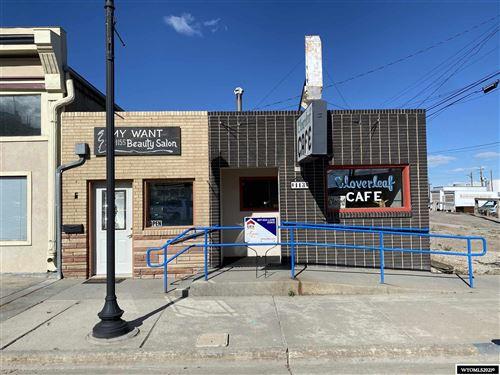 Photo of 113 4th Street, Rawlins, WY 82301 (MLS # 20213697)