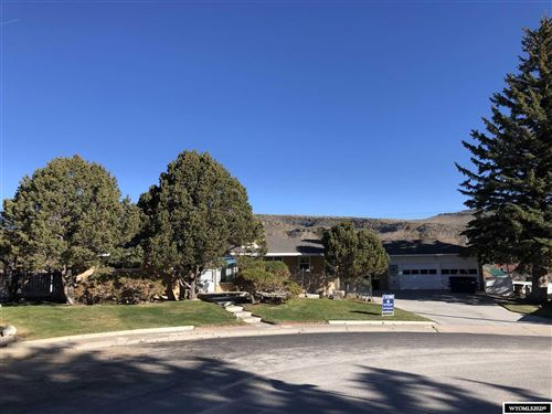 Photo of 1240 W Jeffers, Rawlins, WY 82301 (MLS # 20211790)
