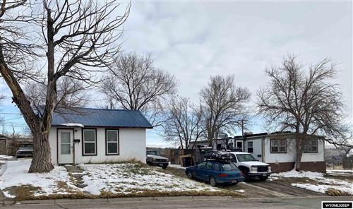 Photo of 317-319 E Buffalo Street, Rawlins, WY 82301 (MLS # 20211858)