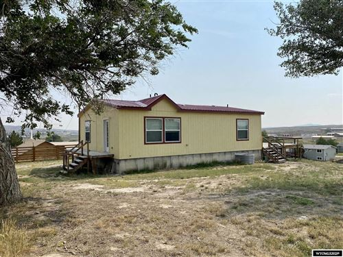Photo of 132 S Tipperary, Hanna, WY 82327 (MLS # 20214922)