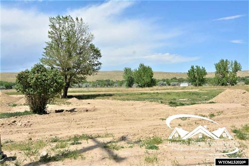Photo of TBD W Platte (Lot 1 & 2) Street, Glenrock, WY 82637 (MLS # 20202931)