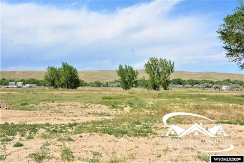 Photo of TBD W Platte (Lot 3 & 4) Street, Glenrock, WY 82637 (MLS # 20202932)