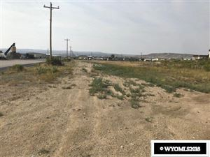 Photo of Lot 59-61 Airport Business Park, Rawlins, WY 82301 (MLS # 20184973)