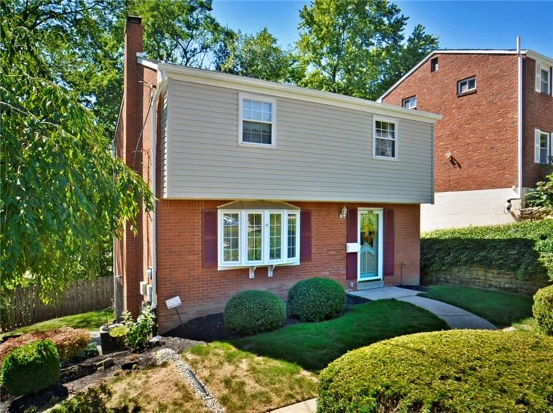 100 Forest Glen Dr, Pittsburgh, PA 15221 - MLS#: 1464025