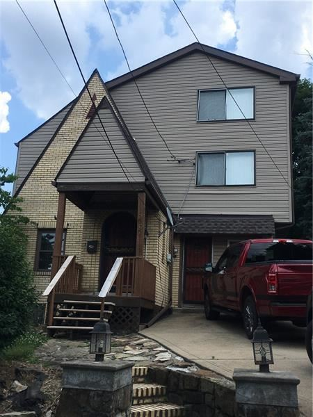 4809 LOUGEAN, Pittsburgh, PA 15207 - MLS#: 1455089