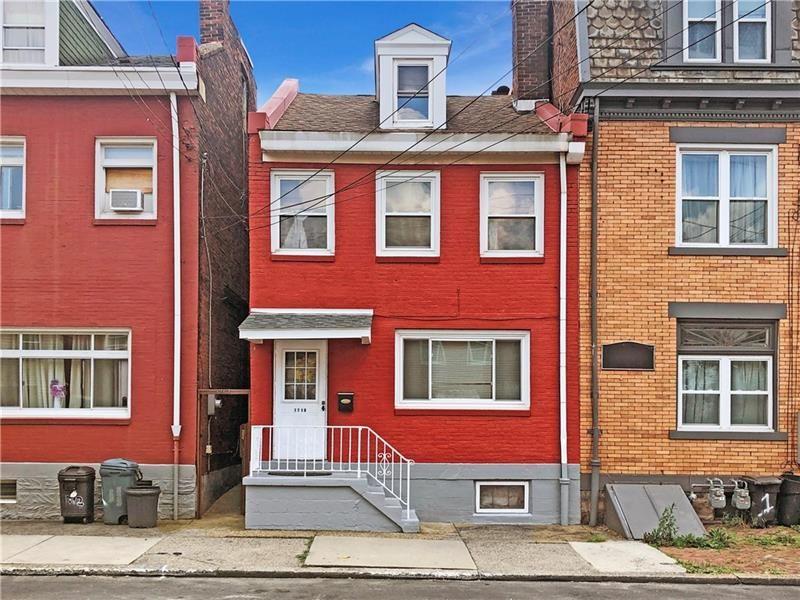 1710 Sidney St, Pittsburgh, PA 15203 - MLS#: 1455275