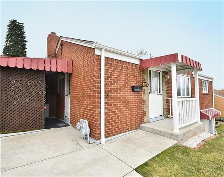 1016 Bellair Rd, McKeesport, PA 15133 - #: 1440370