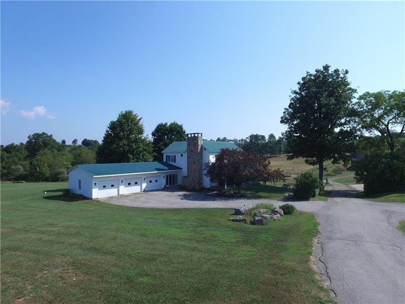 165 Whistle Wind Farm, Ligonier, PA 15658 - MLS#: 1452378