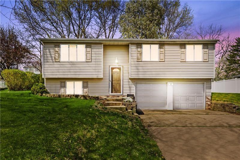 224 Woodhaven Drive, Bridgeville, PA 15017 - MLS#: 1494427
