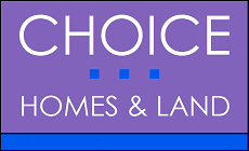 Choice Homes & Landlogo