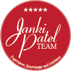 The Janki Patel Team - eXp Realtylogo