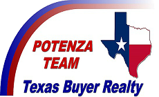 Texas Buyer Realty LLC - POTENZA Teamlogo