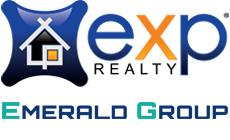 The Emerald Group Powered by eXp Realtylogo