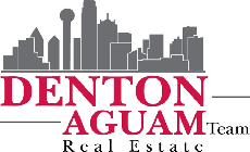 The Denton Aguam Real Estate Team logo