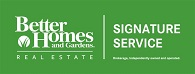 Better Homes and Gardens Real Estate Signature Serlogo