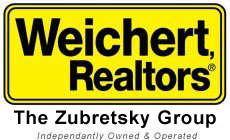 WEICHERT, REALTORS - The Zubretsky Grouplogo