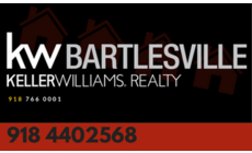 Keller Williams Realty, Bartlesvillelogo
