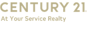CENTURY 21 At Your Service Realtylogo