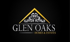 Glen Oaks Homes & Estates logo