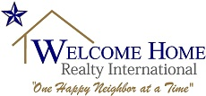 Welcome Home Realty Intl.logo