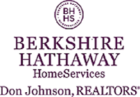 Berkshire Hathaway HomeServices, Don Johnsonlogo