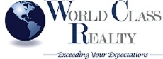 WORLD CLASS REALTY/ World Class Realty and Assoc R