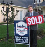 Brian Winch, Your Trusted Real Estate Advisor
