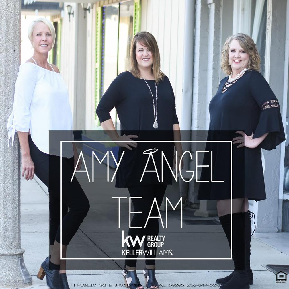 The Amy Angel Team