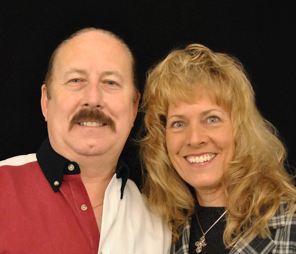Forrest and Mandy Kaupert