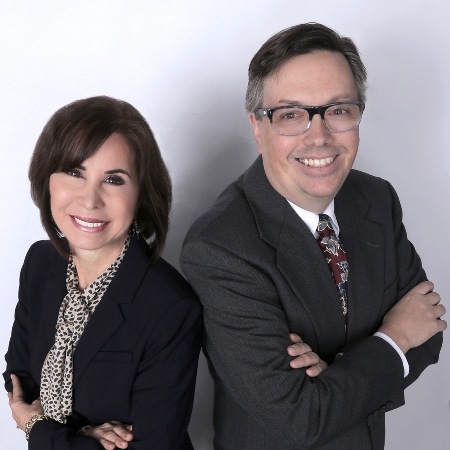 JoAnn Maddalena and Robert Helmbrecht