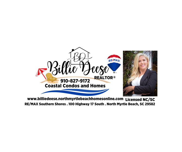 Billie Deese, RE/MAX Southern Shores