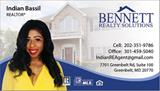 Indian Bassil, Bennett Realty Solutions