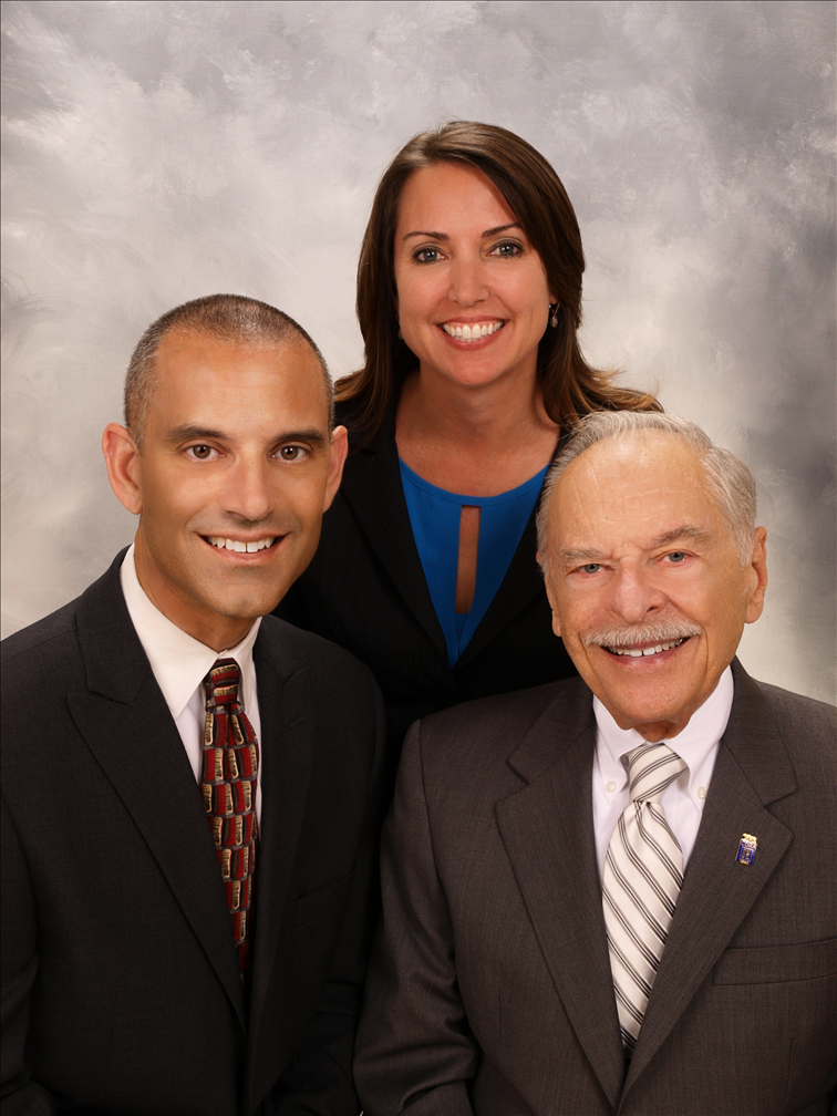 The Manos Team  - Alex Jr., Alex Sr. & Carolyn