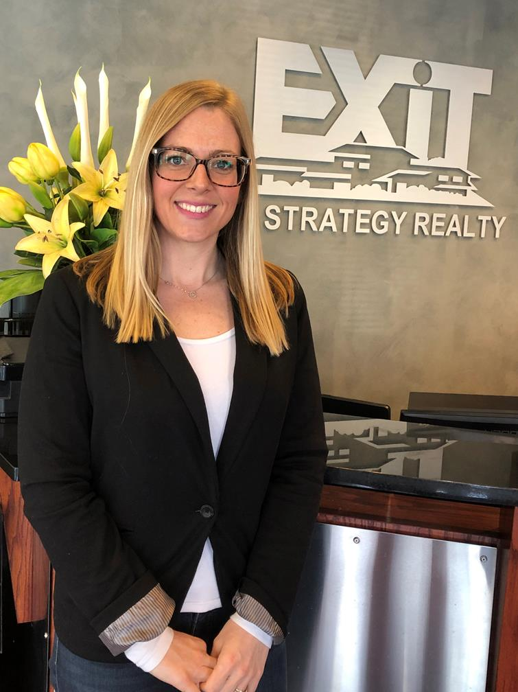 Catriona Lynch, EXIT Strategy Realty