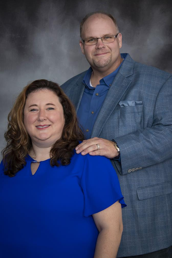 Ty & Heather Carey, the Dreamfinders Team