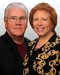 Ed Lieb and Marilyn Lieb