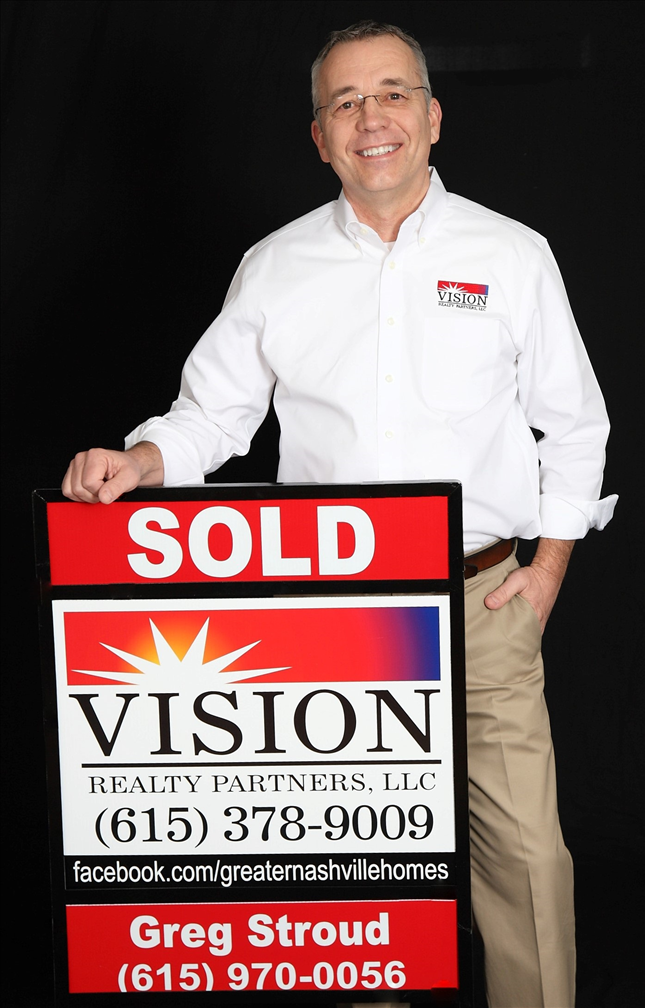 Greg Stroud, Vision Realty Partners LLC
