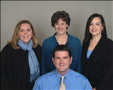 Keith Poss, Stephanie Sellers, Dawn Hale, John Howenstine, Nancy Poss - Realtors of The Poss Team