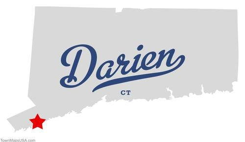 map_of_darien_ct